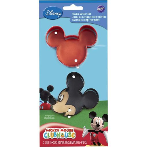 Wilton Wilton Mickey Mouse Clubhouse Mickey Mouse Cookie Cutters