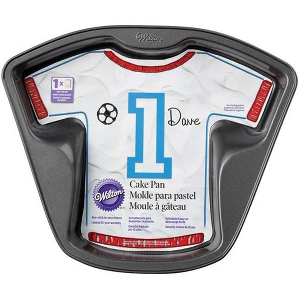 Wilton T-Shirt Shaped Cake Pan