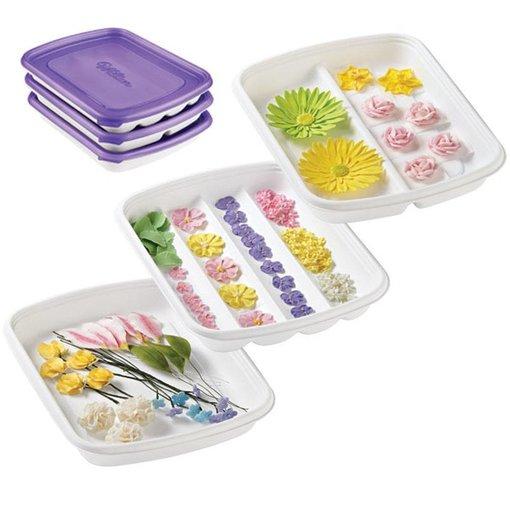 Wilton Form-N-Save Flower Storage Set