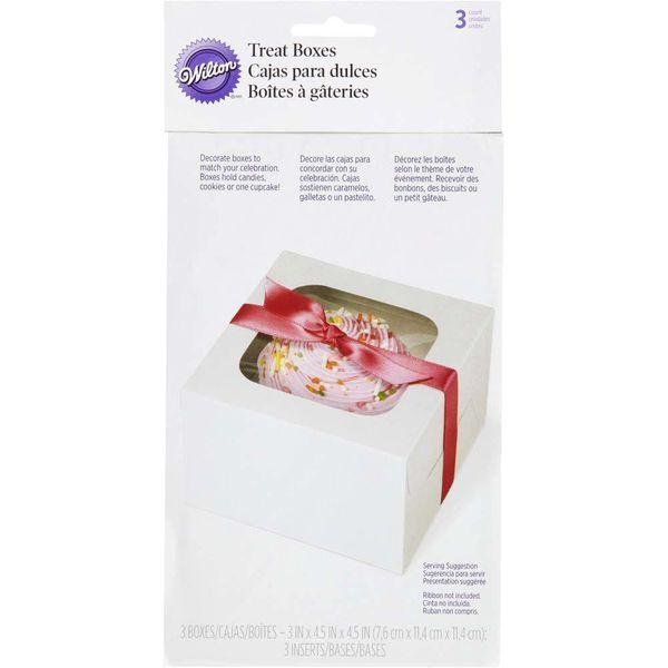 Wilton White Cupcake Box
