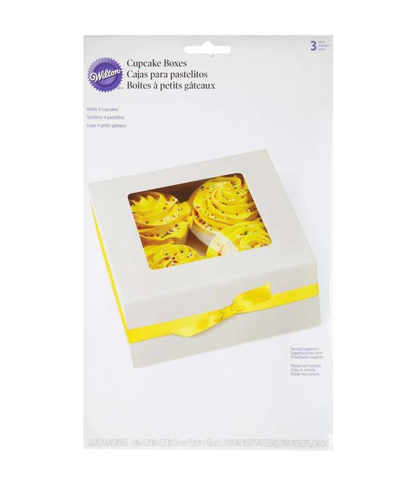 Wilton Wilton Medium Treat Boxes