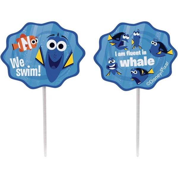 Wilton Disney Pixar Finding Dory Fun Pix