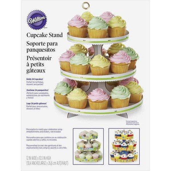 Support à cupcake 3-étages de Wilton