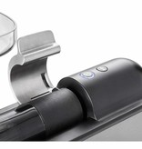 Philips Extracteur de jus à mastication de Philips (Argent)