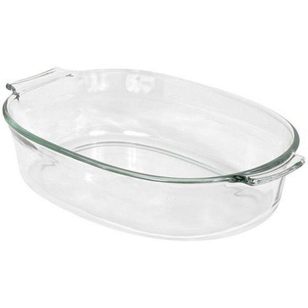 Plat oval 1,9L de Pyrex