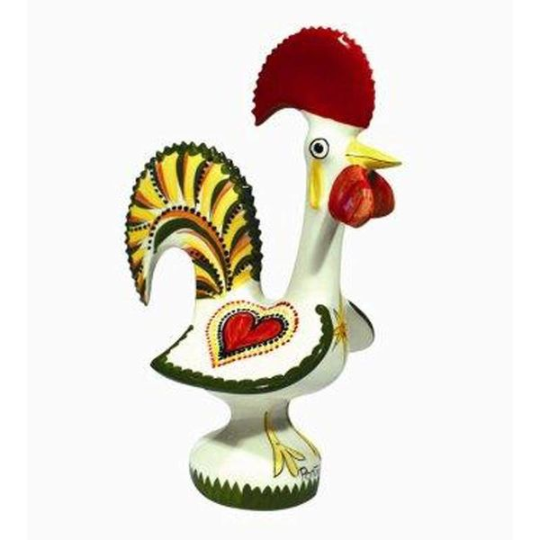 Portugal Imports The Good Luck Rooster 27cm Leiria Collection