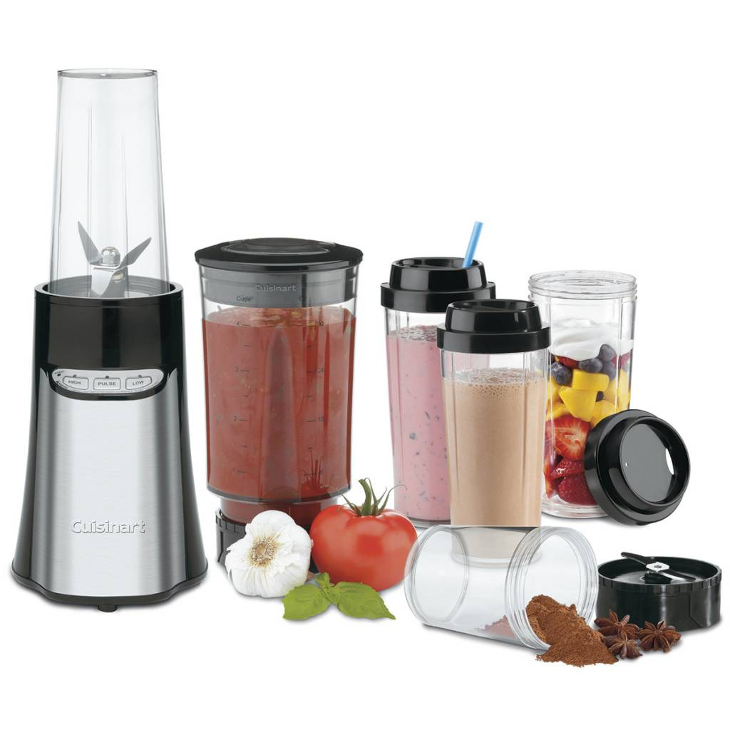 cuisinart 15 pc compact portable blending chopping system ares cuisine. Black Bedroom Furniture Sets. Home Design Ideas