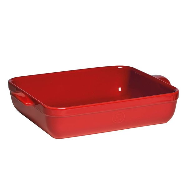 Emile Henry Rectangular Baking Dish Medium - Grand Cru