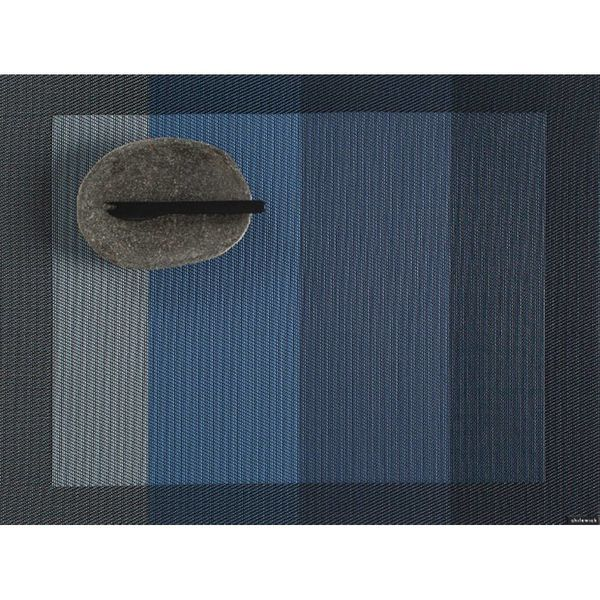 Chilewich Colour Tempo Placemat Indigo