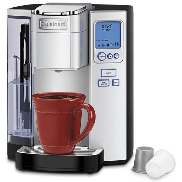 Machine à café individuel de Cuisinart