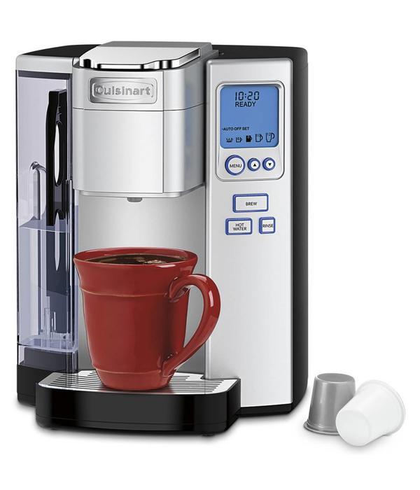 Cuisinart single serve coffeemaker ares cuisine - Cuisinart home cuisine ...