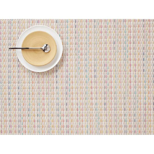 Chilewich Wicker Placemat Sugar