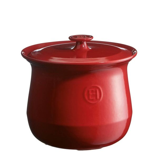 Emile Henry Soup Pot - Grand Cru