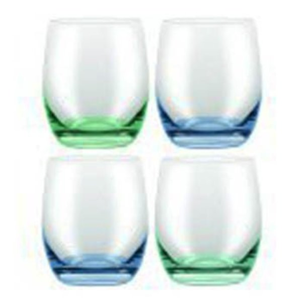 David Shaw Confetti Stemless Glass