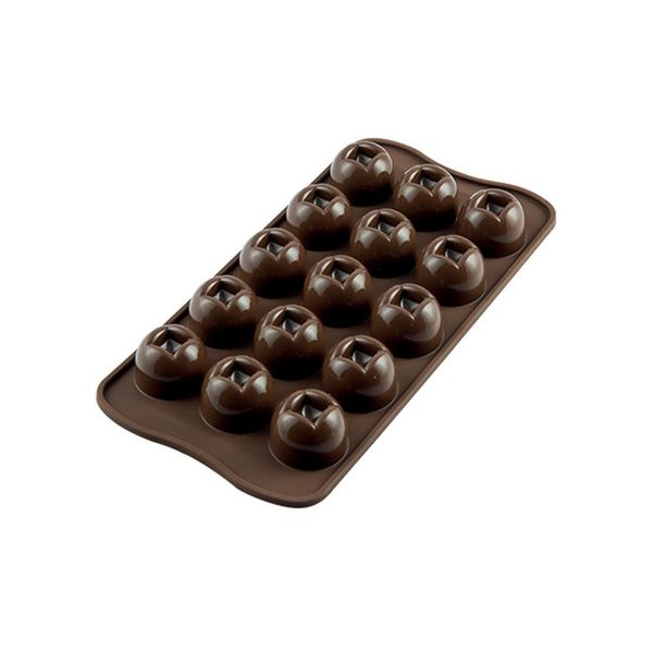 Silikomart Sillicone Easy Choc Imperial Chocolate Mould