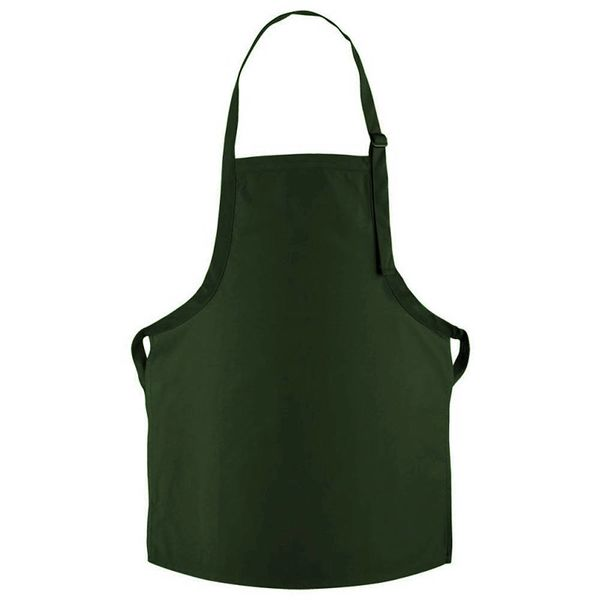 "Tablier Vert Forêt ""Bib"" Johnson Rose"
