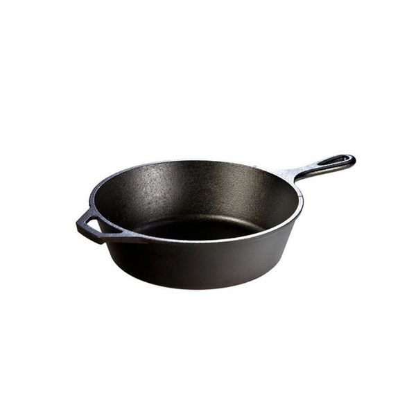 Lodge 26 cm Cast Iron Deep Skillet