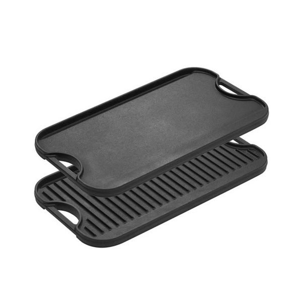Lodge Pro-Grid Cast Iron Reversible Grill/Griddle