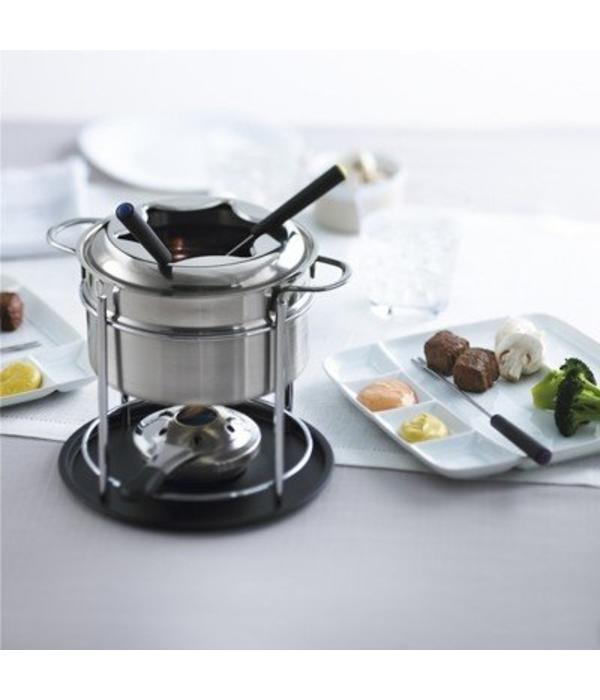Ensemble de fondue sorento de trudeau ares cuisine for Ares montreal cuisine