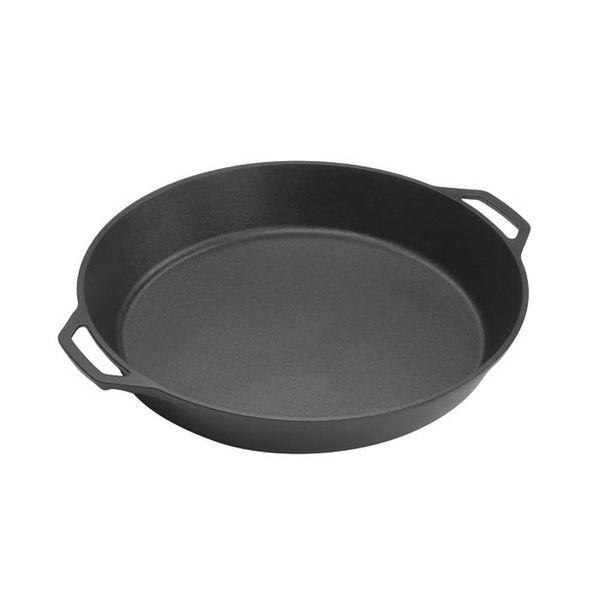 Po les frire et sauteuses chaudrons et couteaux ares for Poele de cuisine en fonte