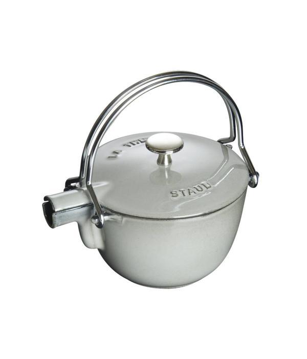 Staub Staub Teapot 1,1 L Grey