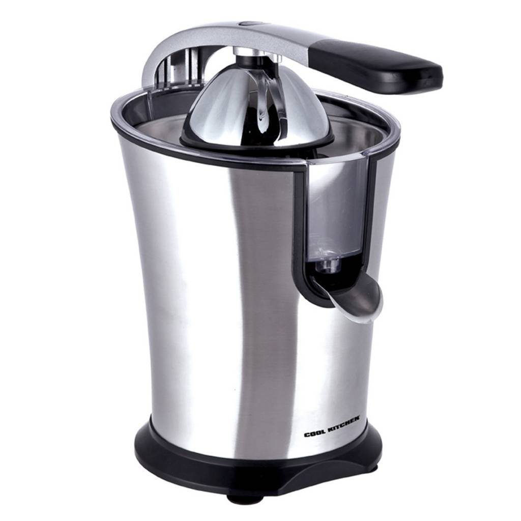 Stainless Steel Juicer ~ Cool kitchen pro stainless steel citrus juicer ares cuisine