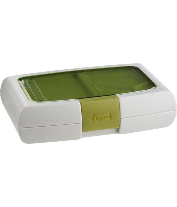 trudeau fuel bento lunch box ares cuisine. Black Bedroom Furniture Sets. Home Design Ideas