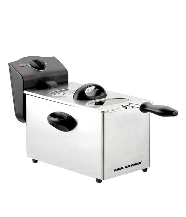 ... Orly Cuisine Cool Kitchen Pro Stainless Steel Deep Fryer ...