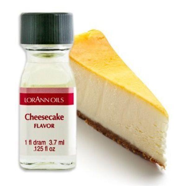 Lorann Oil Cheese Cake Flavour 3,7 ml