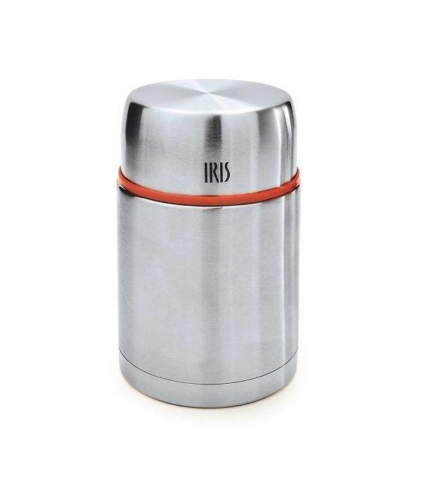 Contenant isotherme 600 ml en acier inoxydable pour aliments de Iris