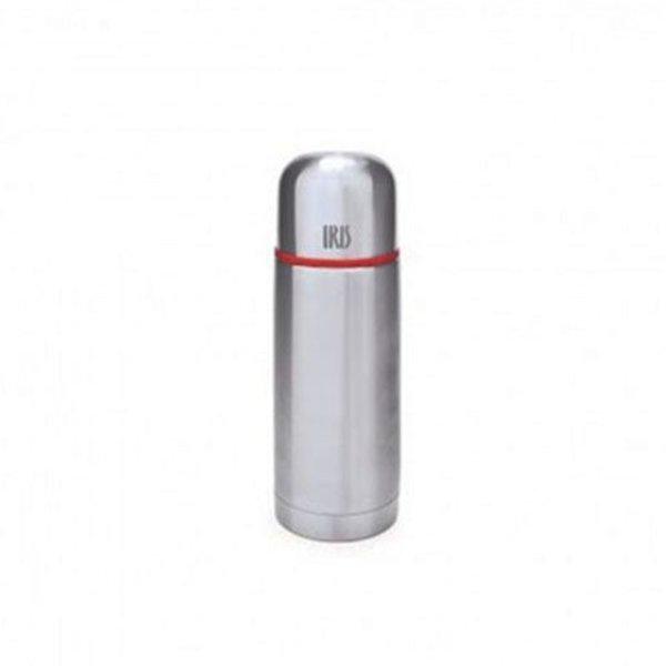 Contenant isotherme 350 ml en acier inoxydable pour liquides de Iris