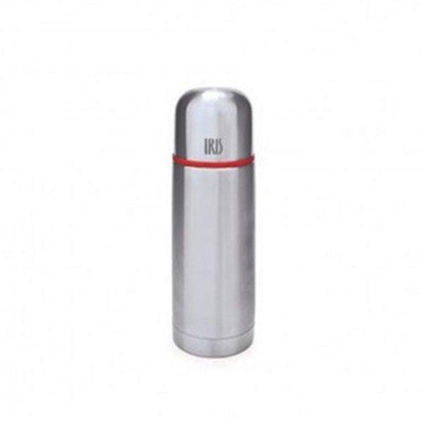 Contenant isotherme 750 ml en acier inoxydable pour liquides de Iris