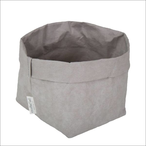 Essential Cellulose 23 cm Grey Bag