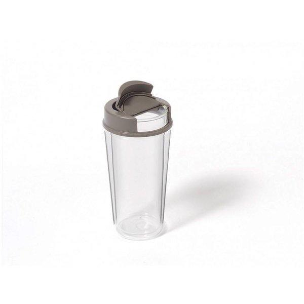 Tasse en verre double-parois de Ricardo