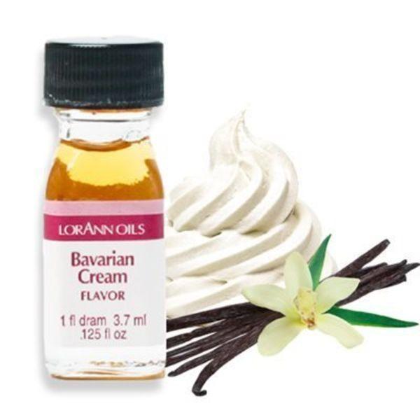 Lorann Oil Bvarian Cream Flavour 3,7 ml