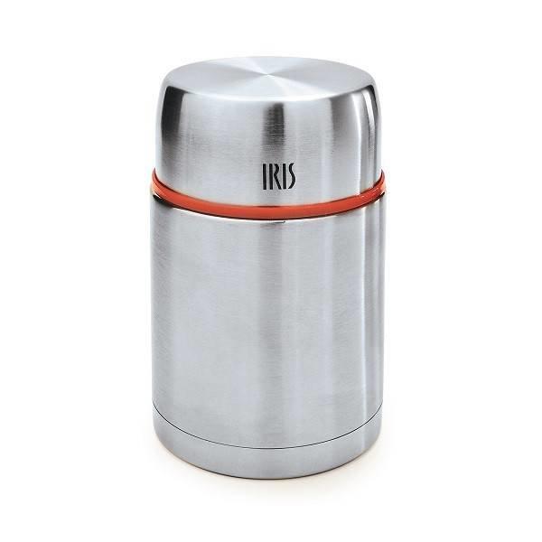 Contenant isotherme 800 ml en acier inoxydable pour aliments de Iris