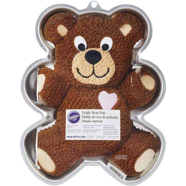 Wilton Teddy Bear Cake Pan
