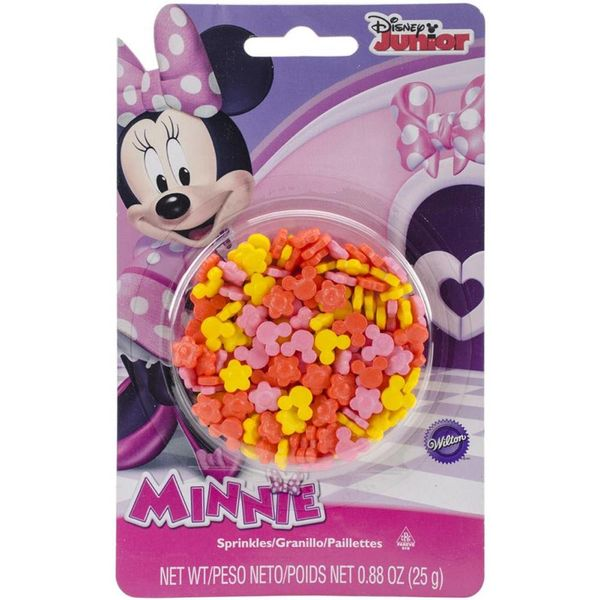 Wilton Disney Minnie Sprinkles