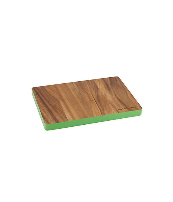 "Kate Spade Kate Spade ""Don't Cut Corners"" Rectangular Cutting Board"