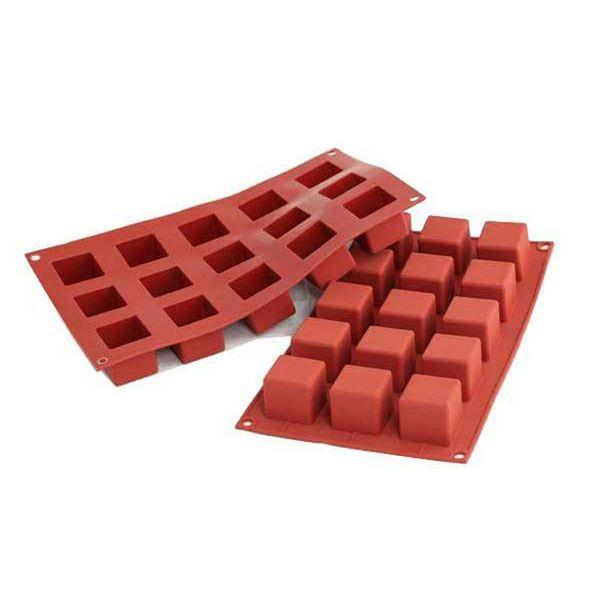 Moule Cubo classique en silicone de Silikomart