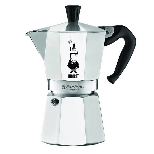 Bialetti 12 Cup Moka Express Coffee Maker