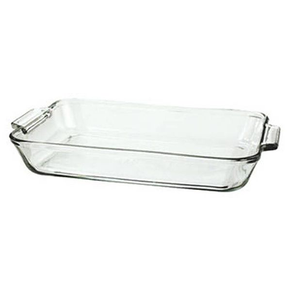 Plat rectangulaire de 4.7L ''Oven Basics'' de Anchor Hocking