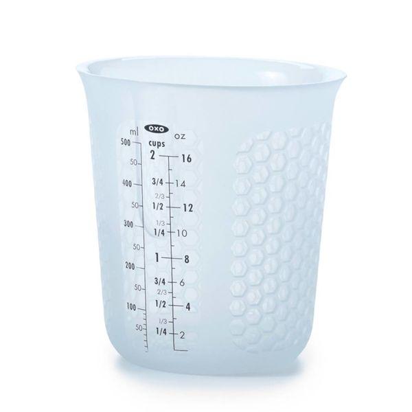 Tasse à mesurer flexible 500ml, de Oxo
