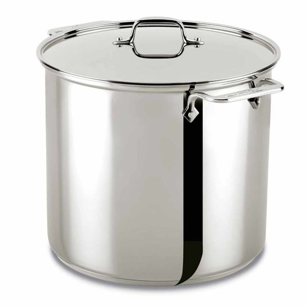 All Clad 15 L Stockpot with Disc Bottom