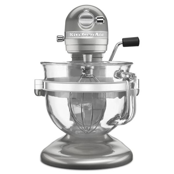 Batteur sur socle à bol relevable KitchenAid® Professional 6500 Design™