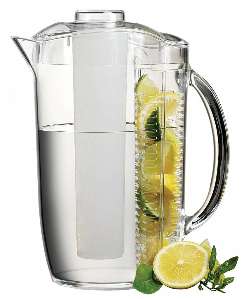 Prodyne iced fruit infusion pitcher ares cuisine for Accessoires cuisine trudeau