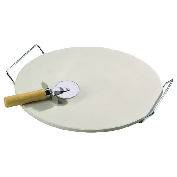 Bialetti 4 Piece Pizza Stone Set
