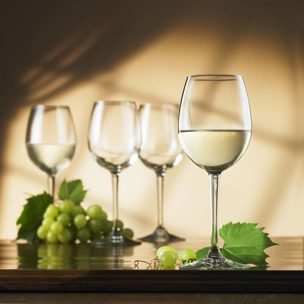 Ensemble de 4 verres cabernet Nadia de Bormioli