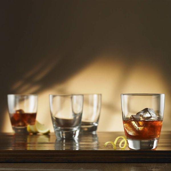 Bormioli Set of 4 Nadia Dof Glasses