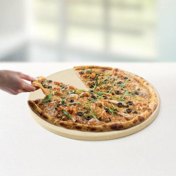 Pierre à pizza de Ricardo